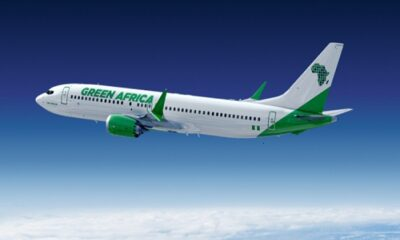Green Africa Airline Commence Operations - Investors King