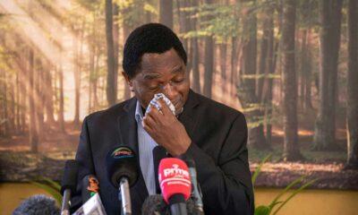 Hakainde Hichilema - Investors King