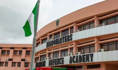 Nigerian Defence Academy- Investors King
