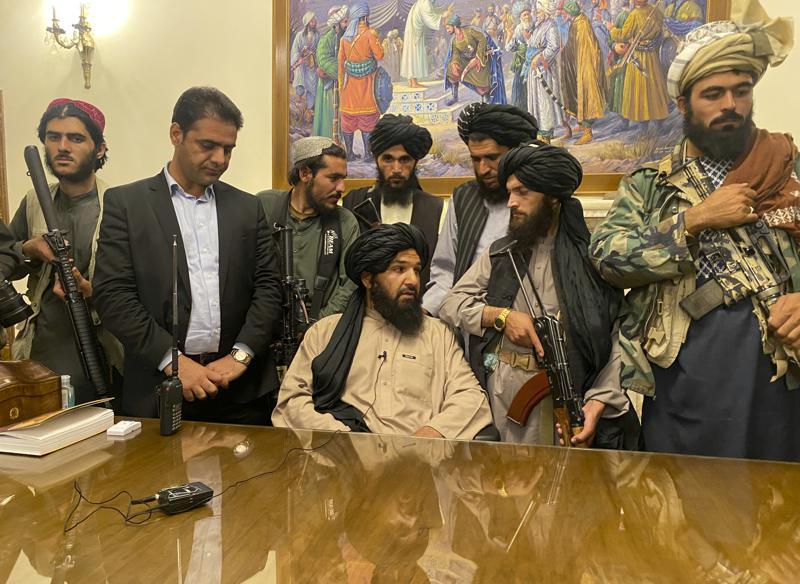 Taliban Takeovers Kabul- Investors King
