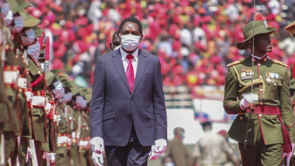 Zambia President Hichilema- Investors King