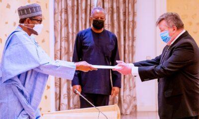 Chinese Ambassador to Nigeria- Investors king