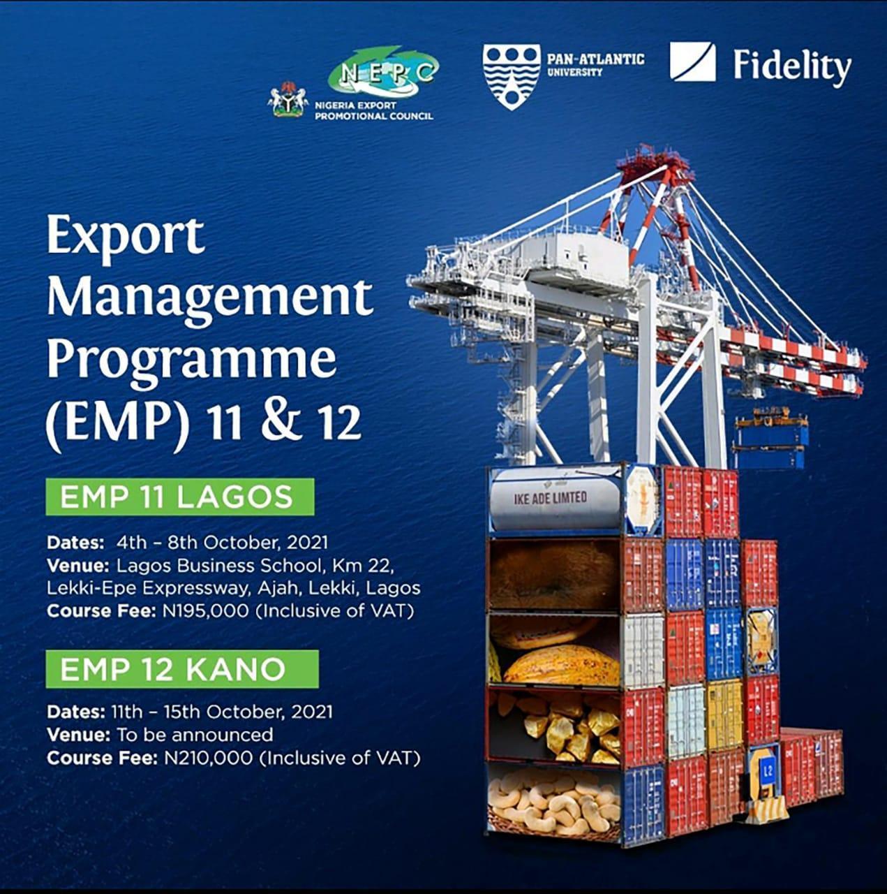 Fidelity Bank SMEs Capacity-Investors King