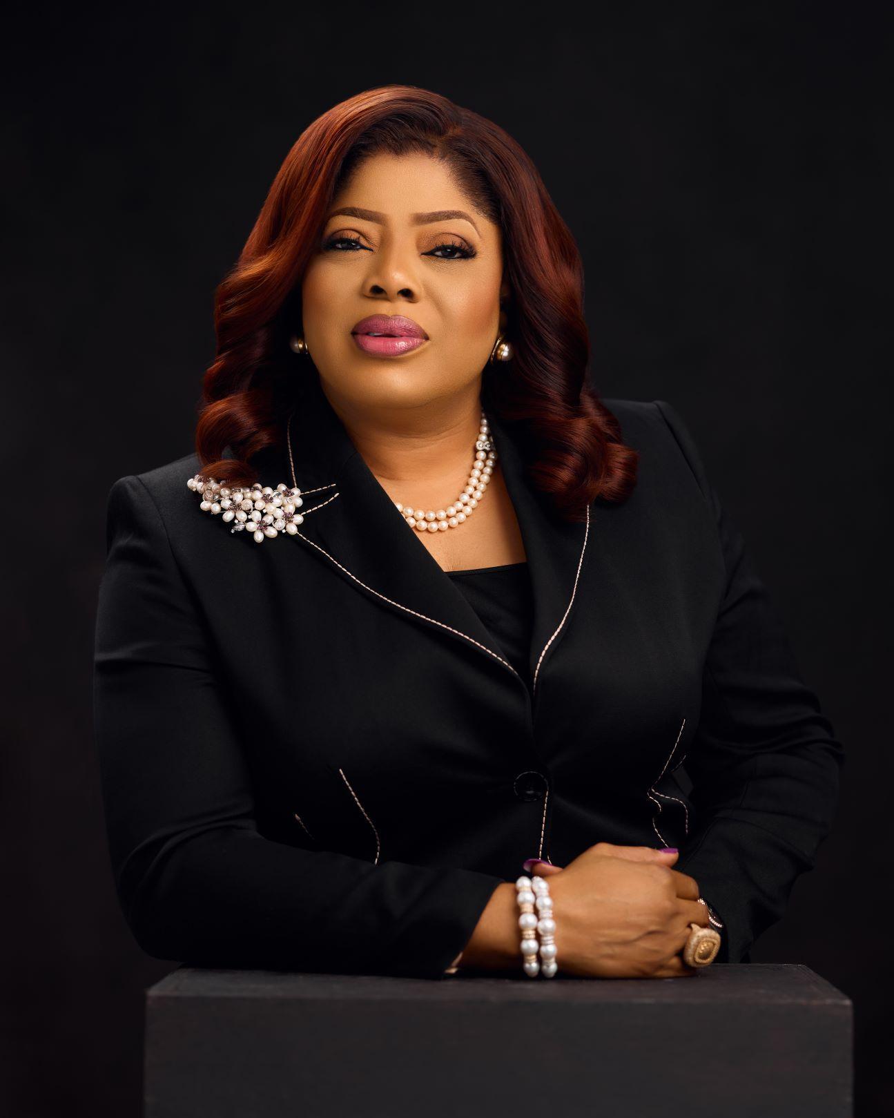 Mrs. Nneka Onyeali-Ikpe, MDCEO of Fidelity Bank Plc
