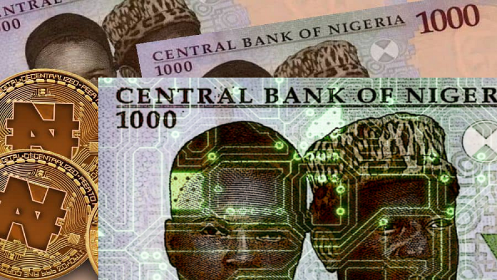 The Central Bank of Nigeria (CBN) has said the Central Bank Digital Currency (CBDC), eNaira, will strengthen the Nigerian banking system and protect Nigerians from the unregulated crypto space.