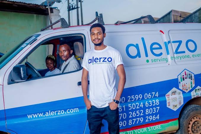 Alerzo Retail-Tech Startup-Investors King
