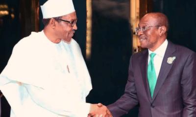 Buhari and Emefiele - Investors King