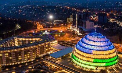 Kigali, Rwanda Convention Centre